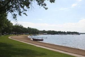 Detroit Lakes Beach