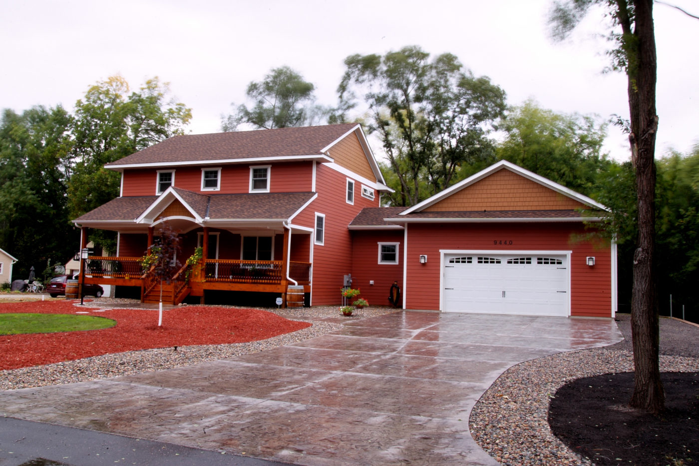 Minnesota green certified homes for sale greenlaw realty for Green certified home